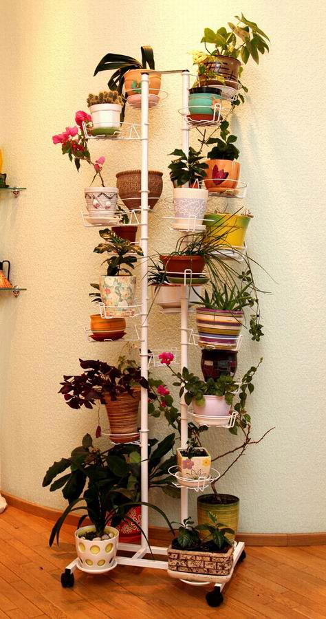 Подставки под цветы напольные купить недорого
