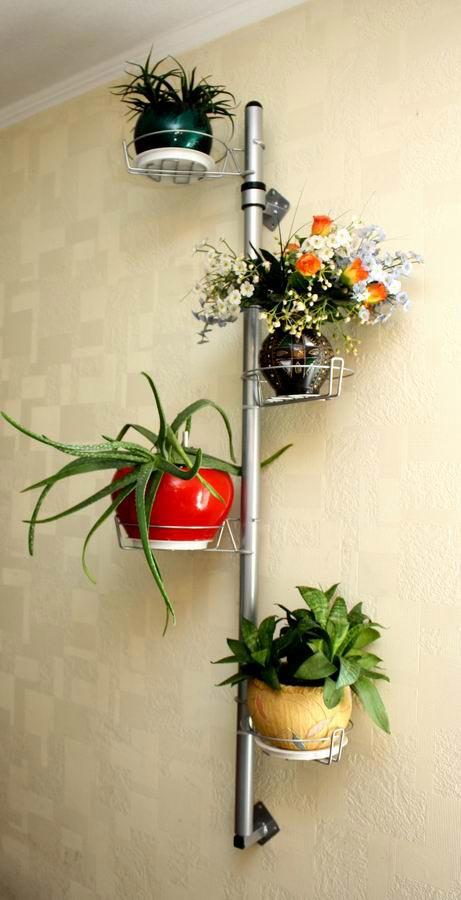 Полки под вазоны на стену своими руками 42
